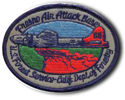 Fresno Tanker Base patch - by Hippy Mike